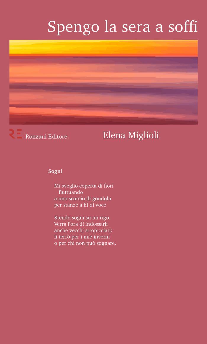 Spengo la sera a soffi di Elena Miglioli